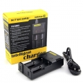 Nitecore i2 universal Battery Charger