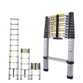 Telescopic Ladder Multi Extension Extendable Steps Aluminium