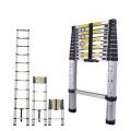 Telescopic Ladder Multi Extension Extendable Steps Aluminium