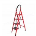 3 / 4 Wide Steps Lightweight Folding Ladder With Hand Grip