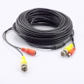 CCTV Cable 2in1 - 5m 10m 15m 20m 30m With BNC + DC Power Connector