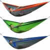 Portable Outdoor Traveling Camping Parachute Nylon Fabric Hammock