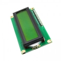Electronic Component - LCD 1602 (2x16)Basic Character Display