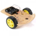 Arduino 2WD Smart Robotics Robot Car Chassis Kit with DC Motor Set