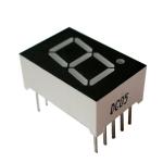 7 Segment Display Clock Red LED Number 1 Digit ANODE 0.56