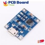 TP4056 1A Li-ion LiPo Battery Charging; Mini USB Power Charger
