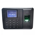 Time Recorder Office Fingerprint Attendance Machine Punch Tag ID USB