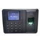Biometric Office Fingerprint Attendance Machine Punch Tag ID USB