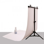 Photo Studio Backdrop Background Shooting T Stand Kit