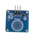 Single Touch Capacitive Sensor Module TTP223 for Arduino Robotic