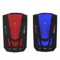 New Car Radar Detector 16 Band Voice Alert Laser V7 LED Display