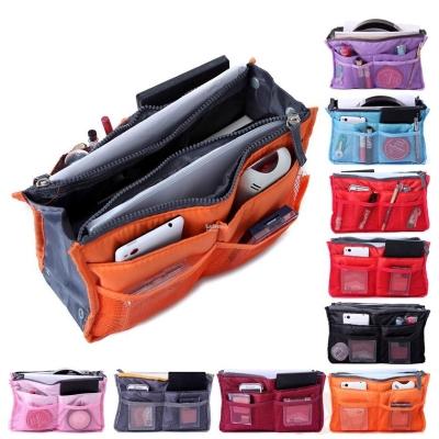 Korean Design Multi Purpose Travel Organizer Storage Bag Handbag Purse