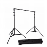 Portable Backdrop Photo Shoot Studio 2M x 2M Adjustable Stand 2*2M