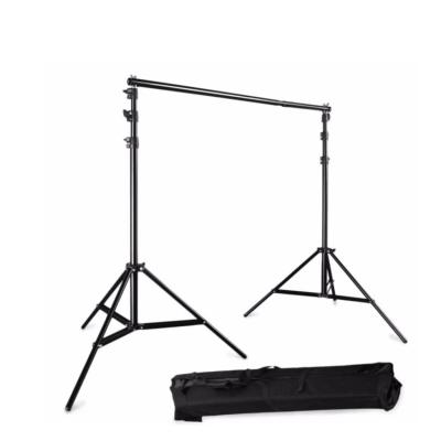 Portable Backdrop Photo Shoot Studio 2M x 2M Adjustable Stand 2*2M