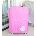 "Hello Kitty Luggage Cover Protector  20"" 24"" 28"""