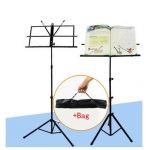 Menu Music Book Stand with Carrying Bag
