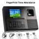 Fingerprint Time Attendance TCP/IP LAN + ID card F-031 (1730)
