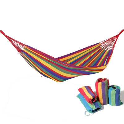 Portable Travel Sleeping Outdoor Garden Hammock
