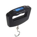Portable Stainless Steel Digital Luggage Scale 50KG hook (2211)