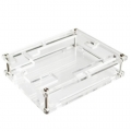 Arduino Uno R3 Acrylic Transparent Cover Casing Box Enclosure