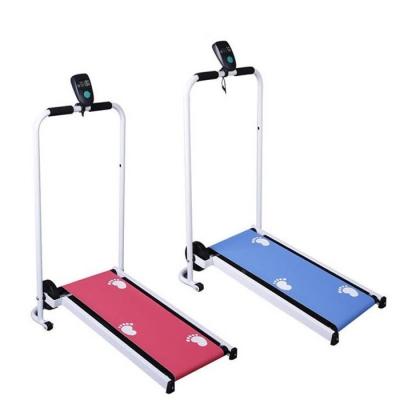 Portable & Foldable Mini Treadmill Gym Running Slimming