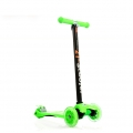 21st Scooter Height Adjustable With Flash LED Light Wheels