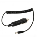 12V DC Travel Cigarette Car Charger Cable for BaoFeng UV-5R UV-5RA