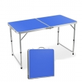 NEW!! Portable Foldable Aluminium Picnic Camping Outdoor Table 120x60