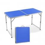 NEW!! Portable Foldable Aluminium Camping Outdoor Table 120x60cm