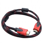 Gold Plated HDMI Male to Male Cable for HD TV (1.5m)